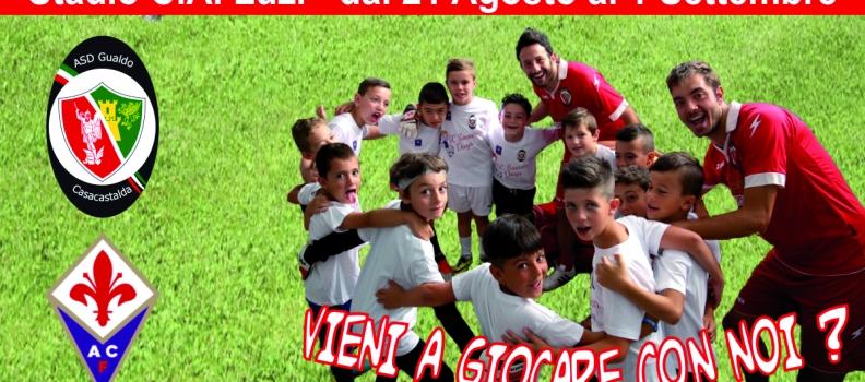 StadiOpen – Vieni a provare gratis la Scuola Calcio Gualdo Casacastalda